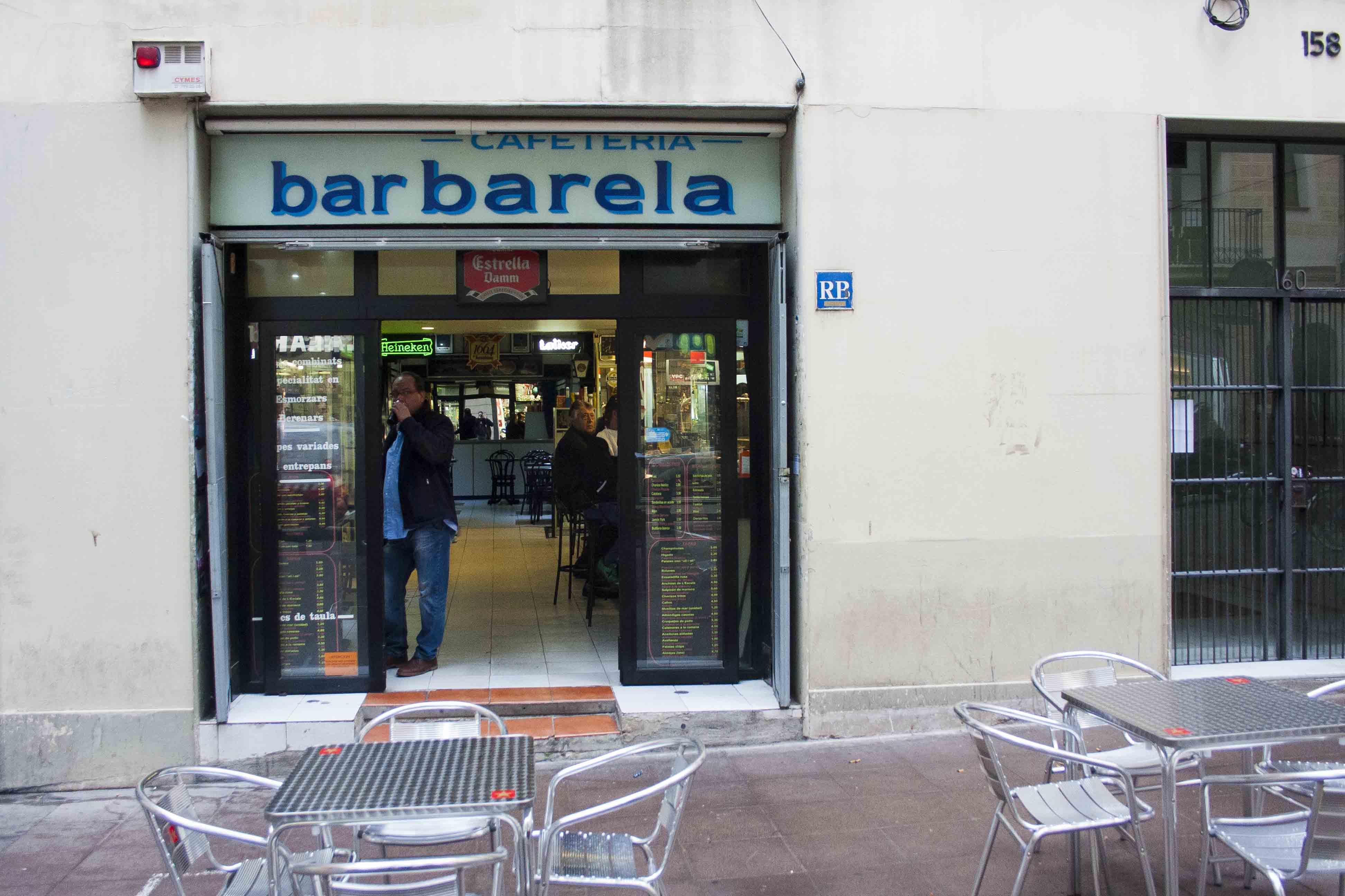 Bar barela